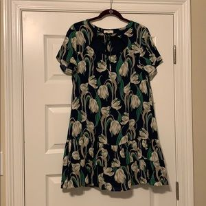 Floral dress *worn once*